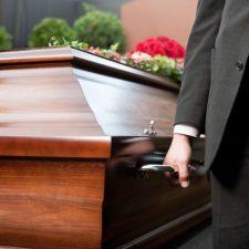 drømmetydning død begravelse